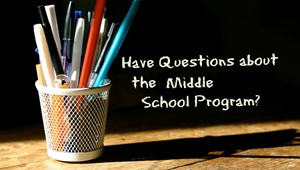 Middle School Information Nights